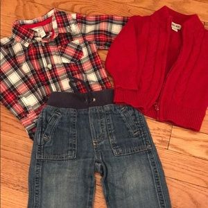 Other - 9 month old outfit - great for Valentines Day